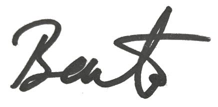 Signatur Beate